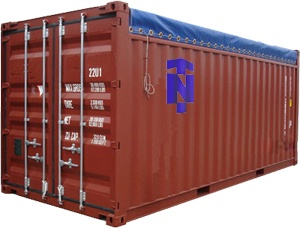 20 Open Top Container